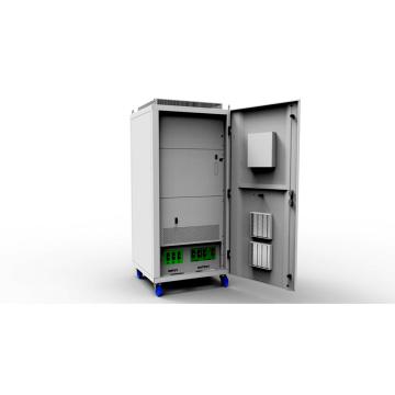 Fuente de alimentación de prueba de corriente de ondulación de condensador programable