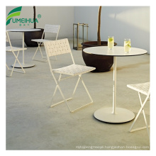 malaysia hot sale compact restaurant tables and chairs
