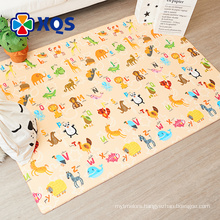 Factory sale safe baby play mat non toxic passed EN71 test