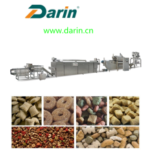 Machine d'extrusion d'aliments pour chiens
