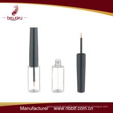 Cosméticos personalizados eyeliner tube eyeliner tube cosmetic tube