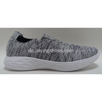 New Fashion Damen Sneakers Schuhe mit Flyknit Obermaterial