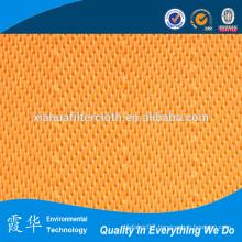 The desulfurization filter cloth for liquid filtration