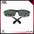 Venda por atacado óculos de sol de bambu óculos de sol esportivos