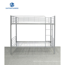 Full Over Full Bunk Bed for Kids Metal Frame with Ladder