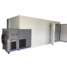 Commercial heat pump fruit dryer for small fruit drying