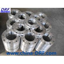Steel Flange GOST 12820 (Flat Flange DN100)
