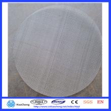 Malla de alambre tejida de la calefacción de la aleación de FeCrAl para la hornilla infrarroja