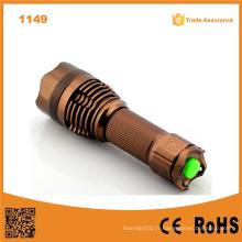1149 10W 500lumen Power Style T6 Xml Bright Light Torch