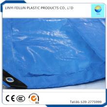 Blue Waterproof Materials PE Tarp