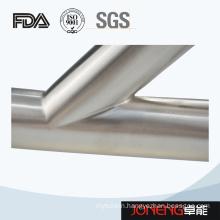 Stainless Steel Pipe Fittings Sanitary Y Type Tee (JN-FT1012)