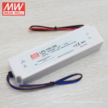 Original MEAN WELL clase 2 100w 700mA corriente constante led fuente de alimentación de plástico CE LPC-100-700
