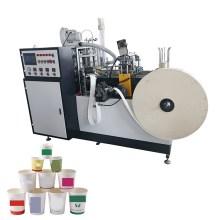 Máquina de vasos de papel de té