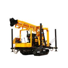 400m depth Crawler  soil sampling water well drilling machine