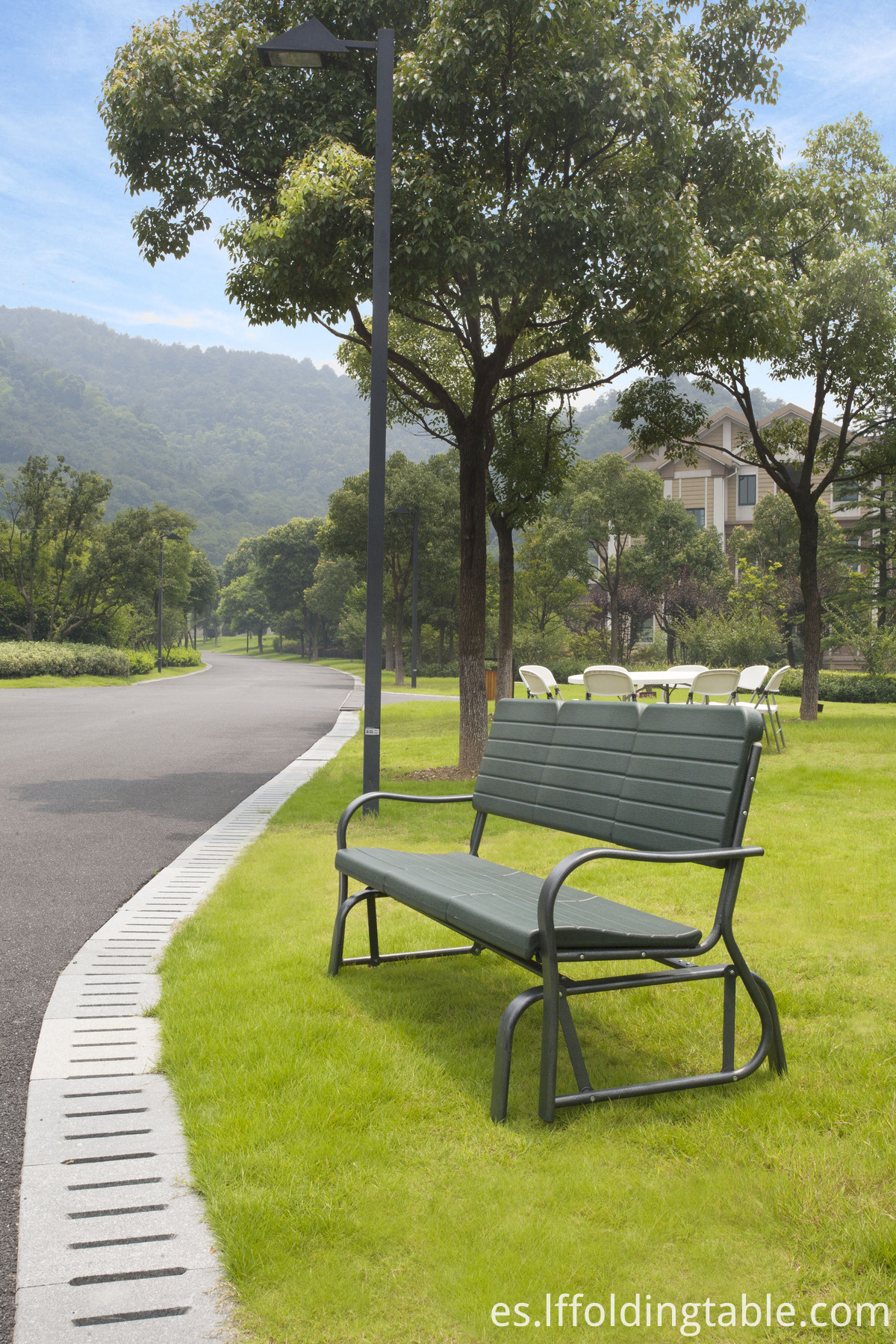 Outdoor Park Chair