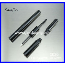 luxury double ended mascara container