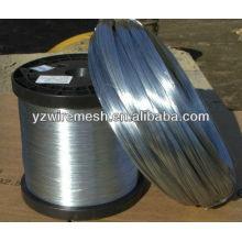 Fil de fer galvanisé trempé à chaud de 0,28 mm pour le marché de la Corée du Sud