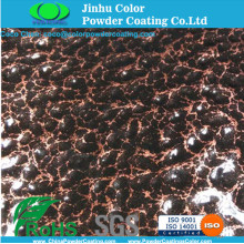 Tono de martillo Antique Copper Powder Coatings