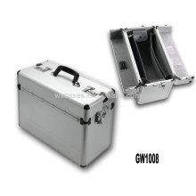 ¡Nueva llegada!!!!!! cartera de aluminio fuerte y portátil de alta calidad de China fábrica