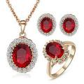 Atacado 925 Sterling Silver Jewellery Jewelry Set
