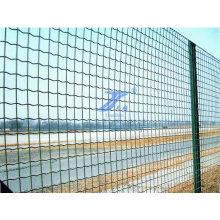 Clôture de palissade de zoo de haute qualité fabriqué en Chine