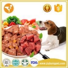 Venta caliente y comida para perros salud comida enlatada para mascotas