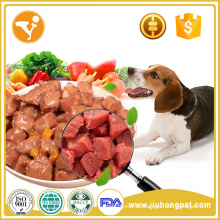 hot selling and health dog food canned pet food