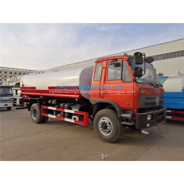 Dongfeng 15000 Liters water capacity tank truck