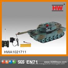 8 Kanal RC Militär Tank Spielzeug gehören Ladegerät mit Licht und Musik