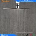 Beelee Bathroom Top Head Stainless Waterfall Shower Head