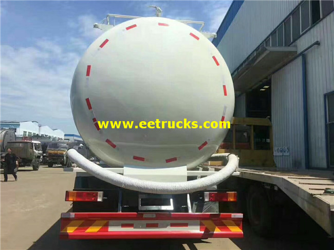 Cement Delivery Tanker Trucks