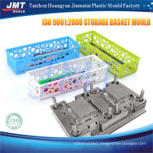 Electrical plastic shell plastic injection basket mould