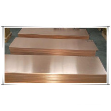 non oxidised copper sheet 1.5mm factory price