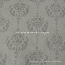 European Pattern tecido de cortina de poliéster 6020 #
