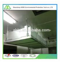 блок фильтра вентилятора HEPA, ФФУ, очистки воздуха оборудование