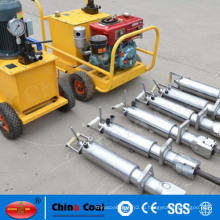 Diesel Hydraulic Stone Splitting Machine
