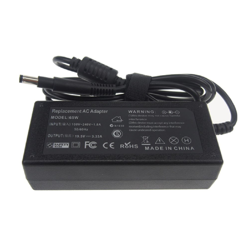 ac adapter for hp 65w
