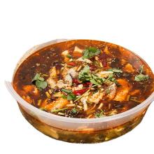 Europe market hot sale plastic soup bowl kraft paper noodle lunch pizza box best quality low price custom design logo size color