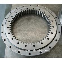 Varios tipos de cojinete de la placa giratoria de la aleación de la alta calidad / rodamiento de la placa giratoria
