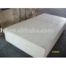 bleach poplar veneer plywood panel for furniture parts