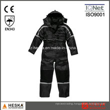 Warm Safety Mens Workwear Padded Coverall