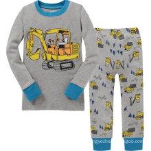 Comfortable Cotton Children Cloth Set Long Sleeve Long Pants