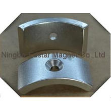N48sh Neodymium Magnet Used for Wind Generator