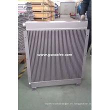 Intercambiador de calor para compresor