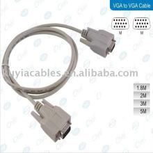 Câble d'extension mâle à femelle DB9 Serial Rs232 de 1,5 m