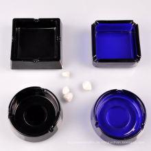Großhandel angepasste billige Glas Zigarette Aschenbecher