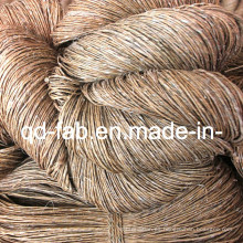 Cuerda de cáñamo de fibra cruda 100% natural hecha a medida (RHP)