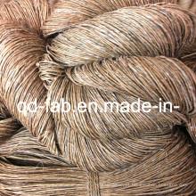 Corda de cânhamo de fibra natural 100% natural feita sob medida (RHP)