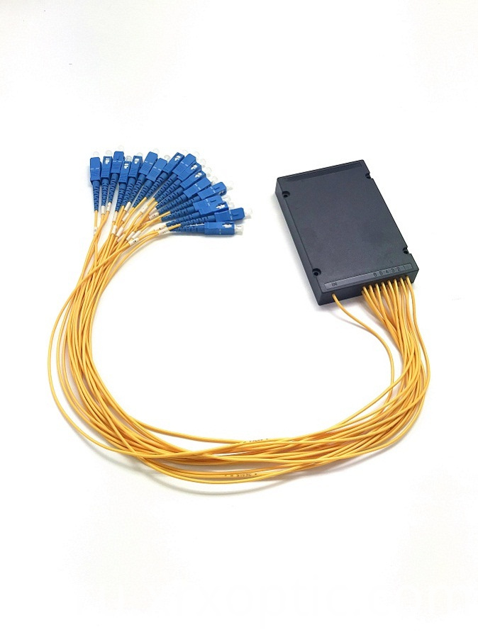 1x16 ABS BOX PLC splitter SC/UPC