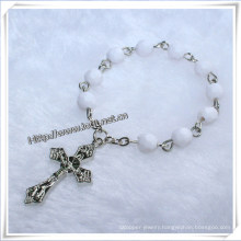 Latest Religious Beads Finger Rosary with Crucifix (IO-CE024)